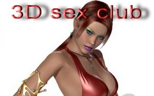 Welcome to my 3D sex fanclub