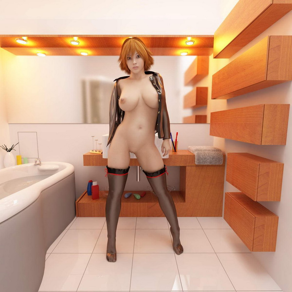3d adult animated
