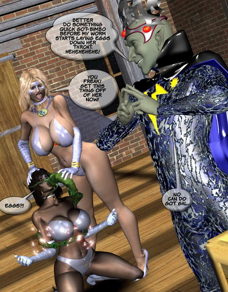 3d cartoon sex for Elf-babes - 3D Monsters Sex Monster with long dick