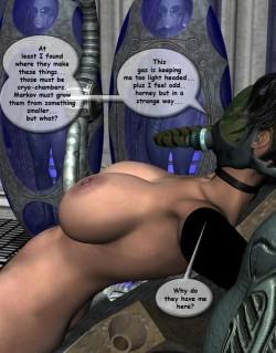 3D Porn Comics - cosmo bondage - 3D Porn Comics