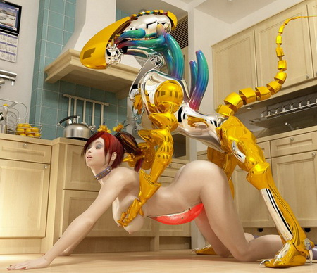 Fantastic CG-Babes mini gallery - 3D Girls