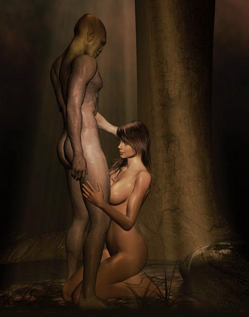 3D Monster Sex - hardcore for crazy girls - 3D Monsters Sex Monster tentacles