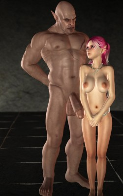 3D monster sex orgy! - 3D Monsters Sex Groupsex 3D
