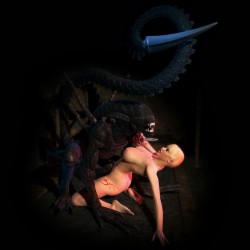 3D alien bondage & Sex with demons - 3D Monsters Sex Groupsex 3D Sex with demon