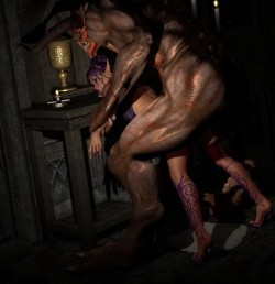 3D fucking for fan. Big dicks in action! - 3D Evil comics 3D Monsters Sex