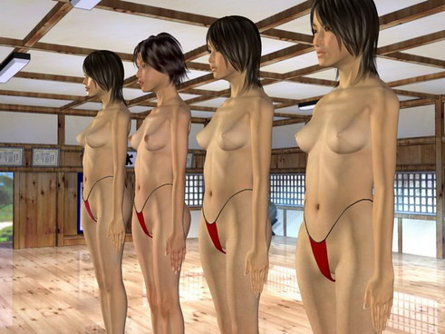 3d babes for sex  - 3D Girls