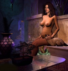 Rare dreams 3d - 3D Monsters Sex