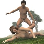3d porn story - outdoor wild porn! - 3D Porn Comics 3D Sex Cartoons Outdoor Sex 3D