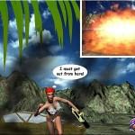3d sex comics bdsm - 3D Porn Comics Bondage